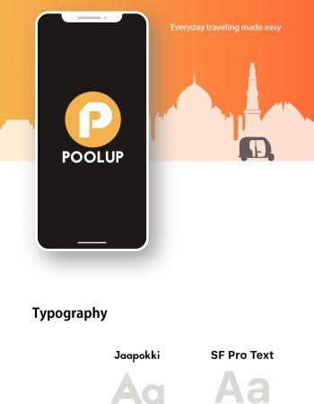 poolup-App by Swati Singh