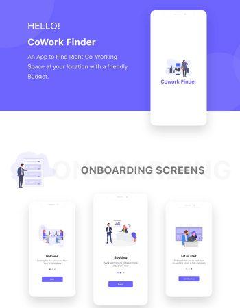 cowork-App by Chavan Mohan